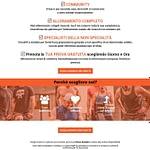 Free Trial Landing Page - Il Covo CrossFit Ivrea -Linkinet