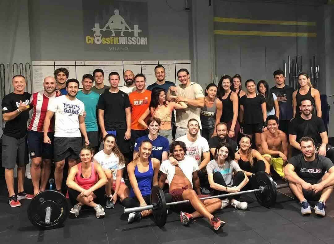 150+ Members, X2 Profits: the first CrossFit Box in the Center of Milan had to Move to a Bigger Place