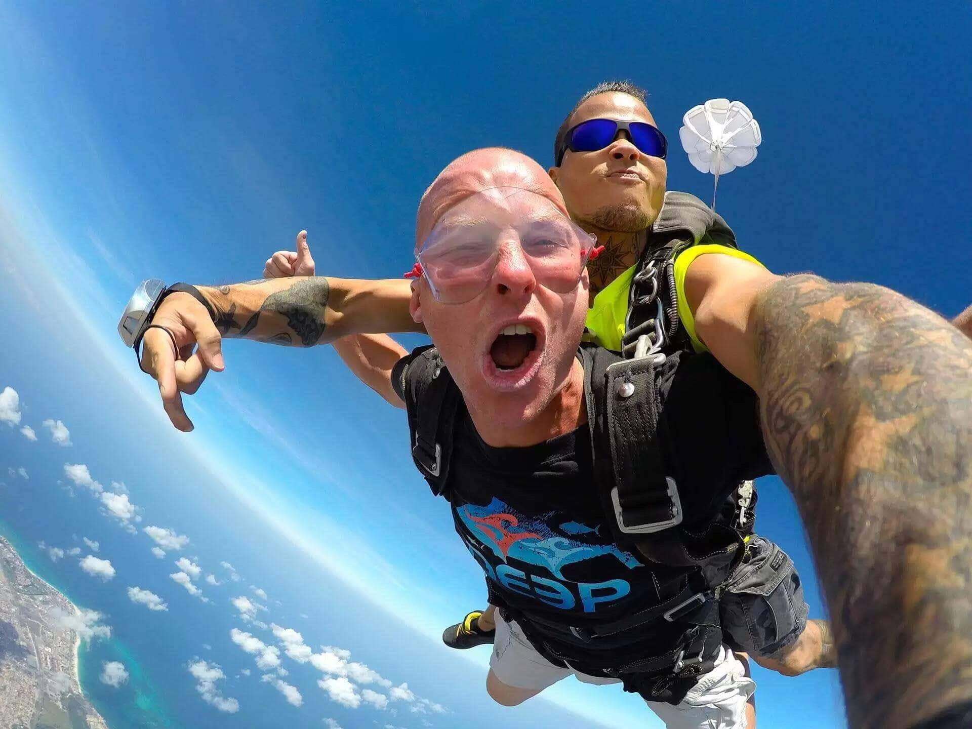 Skydive Aruba in Caribbean: Jump Into Paradise with More Than 100+ Bookings Every Month