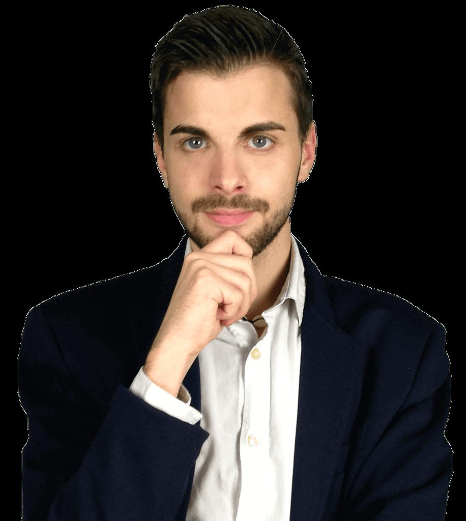 Damy Mocellin - CEO of Linkinet